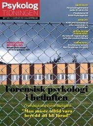 PT2012_07_ubilder - Sveriges Psykologförbund