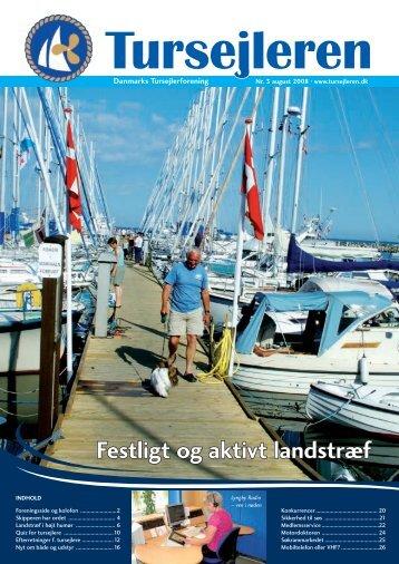 Tursejleren - Danske Tursejlere