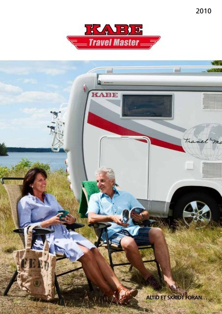 Kabe brochure - Campingferie.dk
