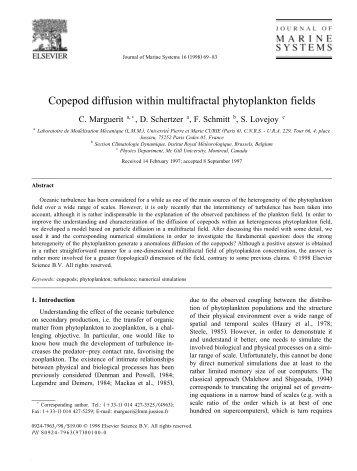 1998 Marguerit JMS.pdf - McGill Physics