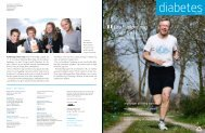 Læs Diabetesforeningens blad diabetes fra juni 2008