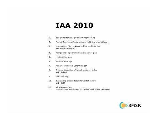 PDF-fil - IAA
