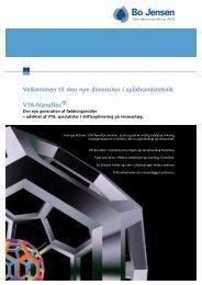 VTA-Nanofloc - Bo Jensen Vandbehandling