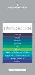 IPR NøgleN - IPR Turnaround