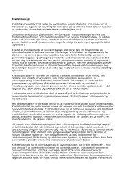 Læs en mere udførlig beskrivelse af vores kvalitetskoncept - CELFs