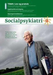 Socialpsykiatri