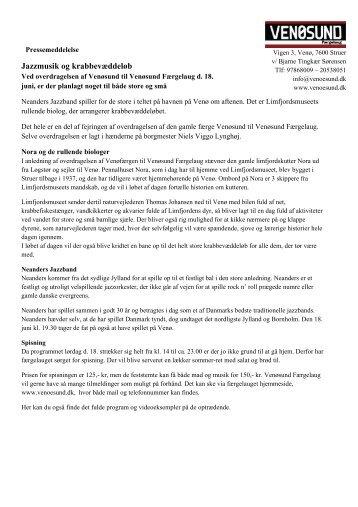 Eksempler på journalistisk arbejde - madsenland.dk