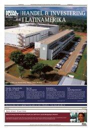 HANDEL & INVESTERING I LATINAMERIKA - Latin American Centre