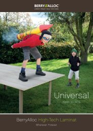 Universal - BerryAlloc