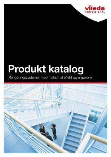 Produkt katalog - Vileda Professional