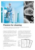 Produkt katalog - Vileda Professional - Page 6