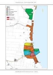 Kommuneplan 2009 - 2021 - Samsø Kommune