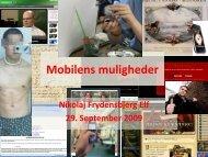 Mobilens Muligheder - Nikolaj Elf, IFPR