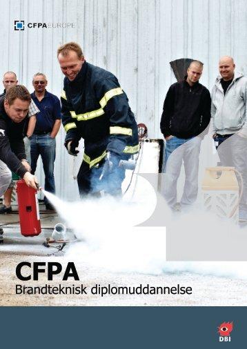 CFPA 2013 - Dansk Brand- og sikringsteknisk Institut