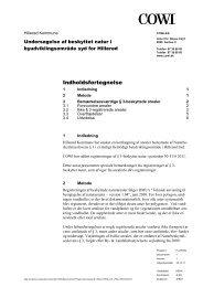 Notat - Undersøgelse af beskyttet natur i byudviklingsområde syd for ...