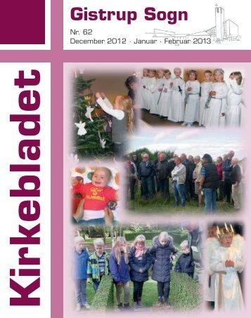 Kirkebladet Gistrup Sogn - Gistrup kirke