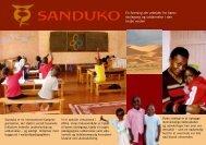 SANDUKO En forening der arbejder for børns skolegang og ...