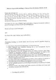 Ejerforening - Generalforsamlingens referat d. 10. feb. 2010