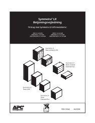 Hydra source file installation guide - APC Media