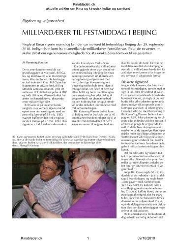 Læs artiklen her i PDF format - Kinabladet