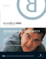 BRANDING OG FØDEVARER - Brand Base