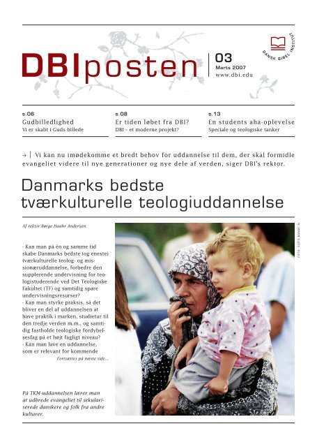 DOwNLOAD - Dansk Bibel-Institut