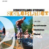 Ny viceforstander Adventurerace Rågejagt - Sydvestjyllands Efterskole