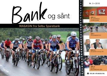 Bank og sånt - Selbu Sparebank