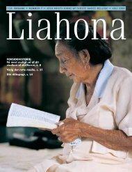 Juli 2005 Liahona - Jesu Kristi Kirke af Sidste Dages Hellige