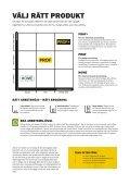 Generella steginstruktioner (PDF-dokument, 7.6 MB) - Wibe Ladders - Page 4