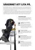 Generella steginstruktioner (PDF-dokument, 7.6 MB) - Wibe Ladders - Page 6