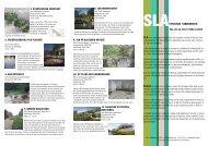 Oplev SLAs byrum i København. Hent ny folder med oversigtskort her!