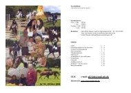Ordinært magasin - Glostrup Rideklub