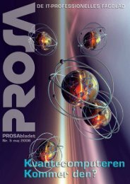 PROSAbladet maj 2006