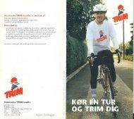 Danmarks TRIM-komite er nedsat af: - Arla