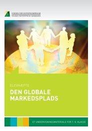 DEN GLOBALE MARKEDSPLADS - Fonden for Entreprenørskab