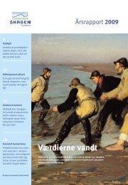 Årsrapport 2009 - SKAGEN Fondene