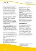 Redegørelse for ARBEJDSMILJØ MILJØ ENERGI - Isover - Page 7