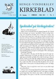 KirKeBlAd - Vinderslev: Vinderslev