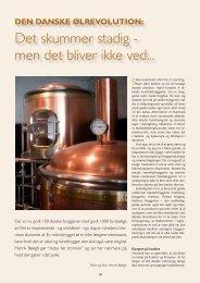 Den danske ølrevolution - Henrik Bøegh
