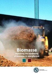 Biomasse - Industriens Branchearbejdsmiljøråd