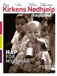 Last ned Kirkens Nødhjelp-magasinet nr. 5, 2012 som pdf