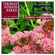 Åndens virkelighed - Thomas Kingos Kirke