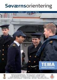 Søværnsorientering nr. 1 / 2007