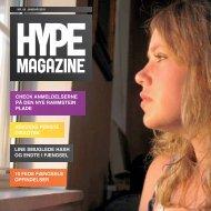 HYPE redaktionen