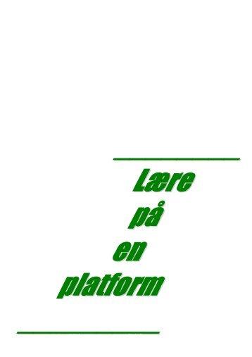 MidtLab_Lære på en platform_september 2012.pdf - Sund By ...