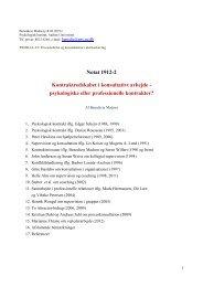 viaclouMadsenB.Notat 12-2 om kontraktx - VIA University College