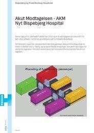 Akut Modtagelsen - AKM Nyt Bispebjerg Hospital - Frederiksberg ...