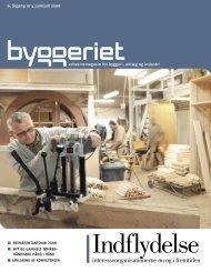 interesseorganisationerne nu og i fremtiden - Dansk Byggeri
