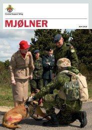 Mjølner juni 2010.indd - Forsvarskommandoen